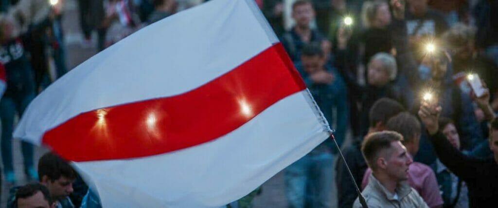 White-red-white flag