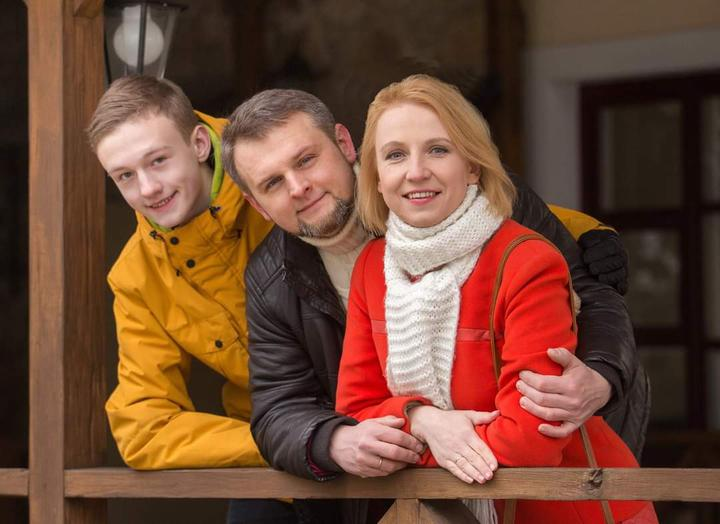 the Vitushka family