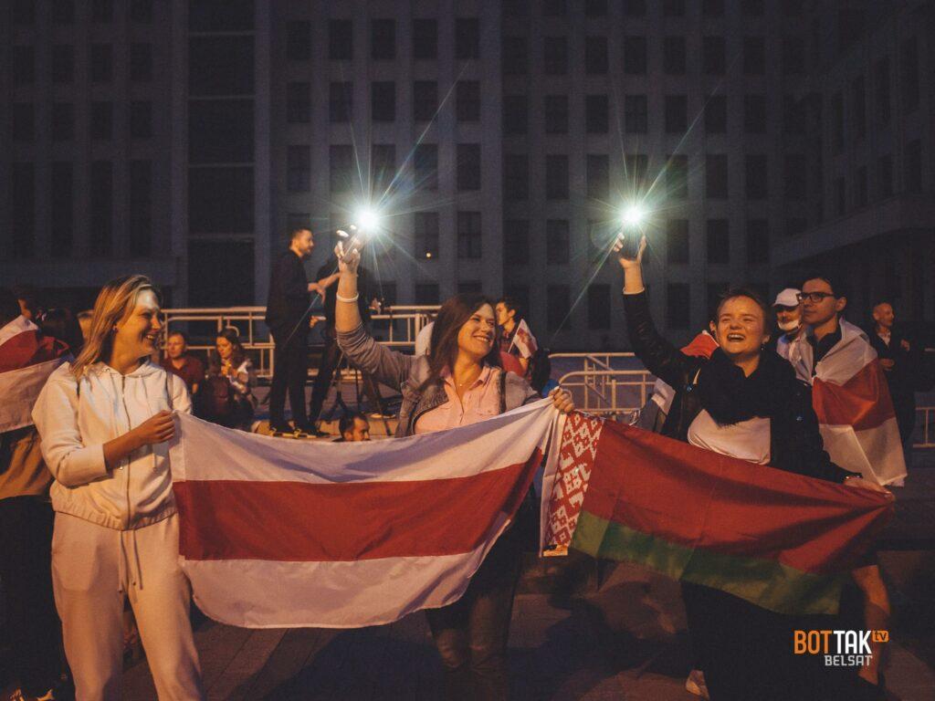 В Беларуси заблокировали счета компании, основатель которой поддержал протесты