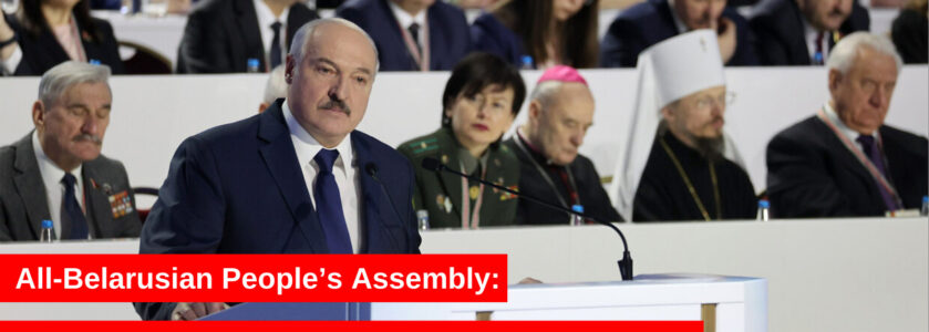 All-Belarusian People's Assembly (ABPA): explained from A to Z